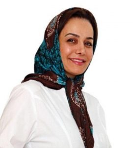 Fire at Tehran's Sina Clinic led to the deaths of Dr. Farideh Tourani