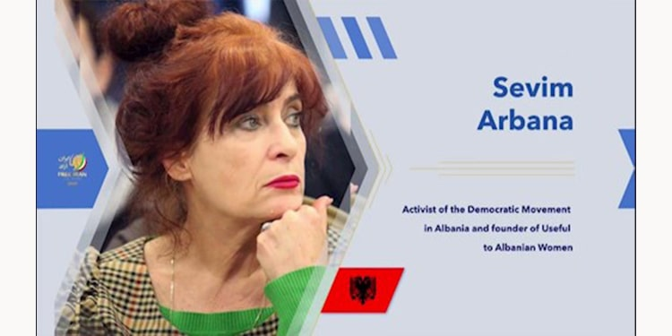 Prominent women from US, Albania address Day 3 of Free Iran Global Summit