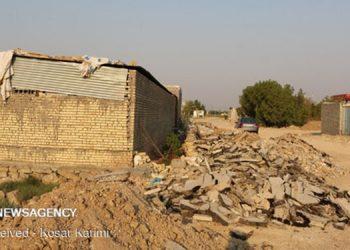 Mostazafan Foundation set to demolish 300 households in Ahvaz village