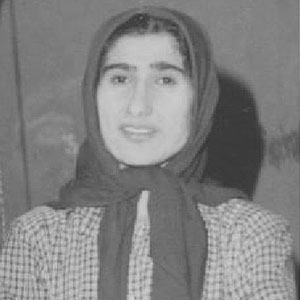 Sekineh Delfi, one of the victims of enforced disappearances in Iran