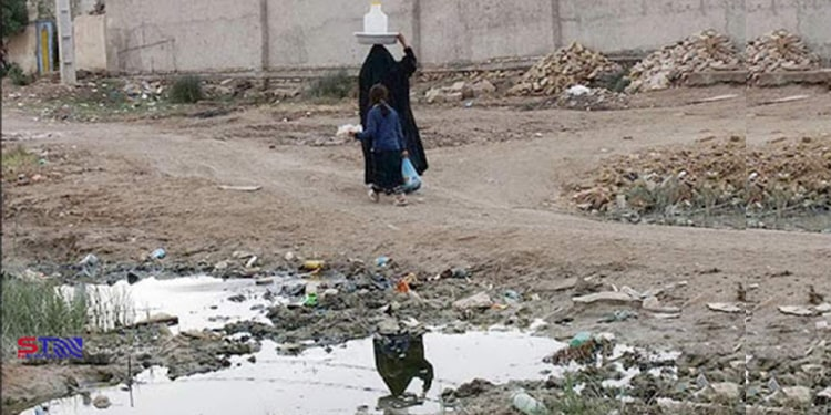 Khuzestan, a thirsty province sitting on the water