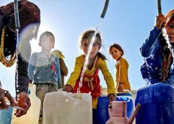 Women and children are the first victims of drought in Khuzestan