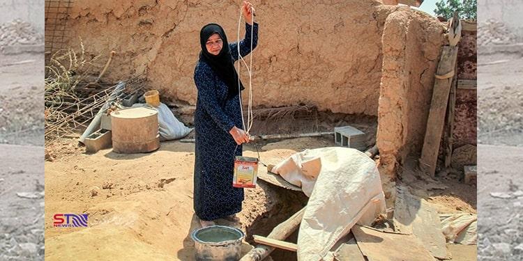 Where does Khuzestan's water budget go?
