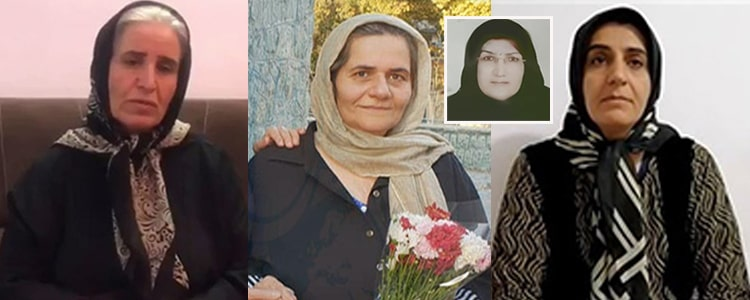 mothers of political prisoners