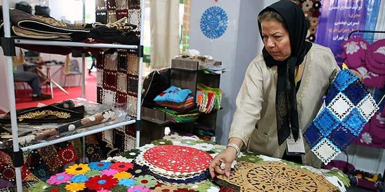 Conditions under which Iranian women entrepreneurs work