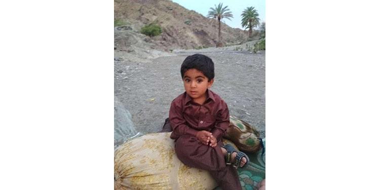 Little boy drowned in river-min
