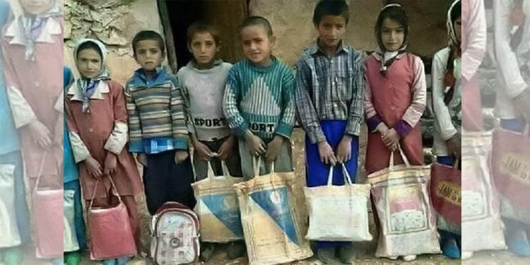 Third wave of the coronavirus in Iran takes toll on poor children