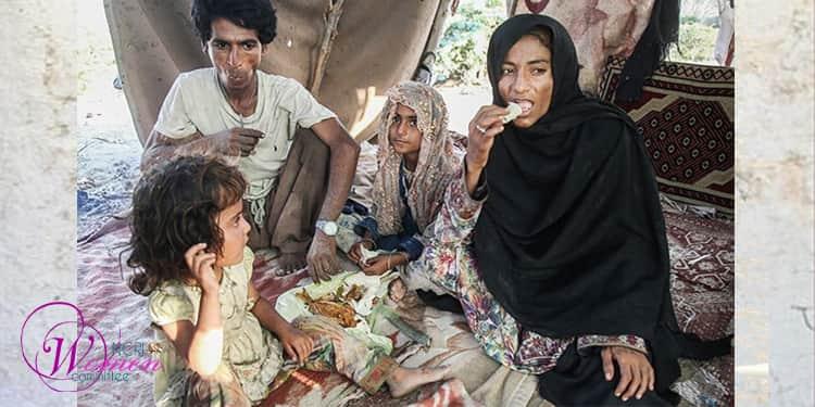 Provincial statistics on child malnutrition