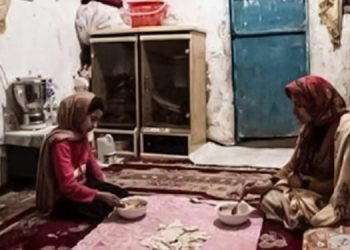 For women in absolute poverty in Iran, survival is the single priority