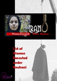List of women executed