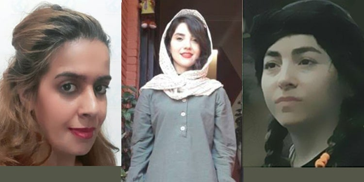 Four female labor and social media activists arrested in Tehran, Ilam