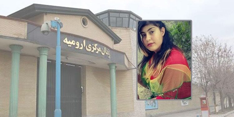 Teenage Kurdish girl Aynaz Zare'e sentenced to five years in prison