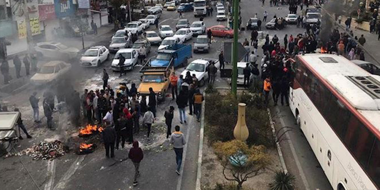Outburst of protests in 200 cities