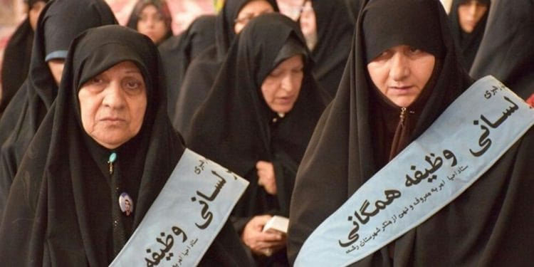 Mandatory hijab is a national security issue for Iran's misogynistic rulers