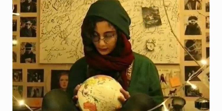 children in Iran Nikta Esfandani