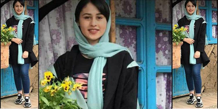 children in Iran Romina Ashrafi