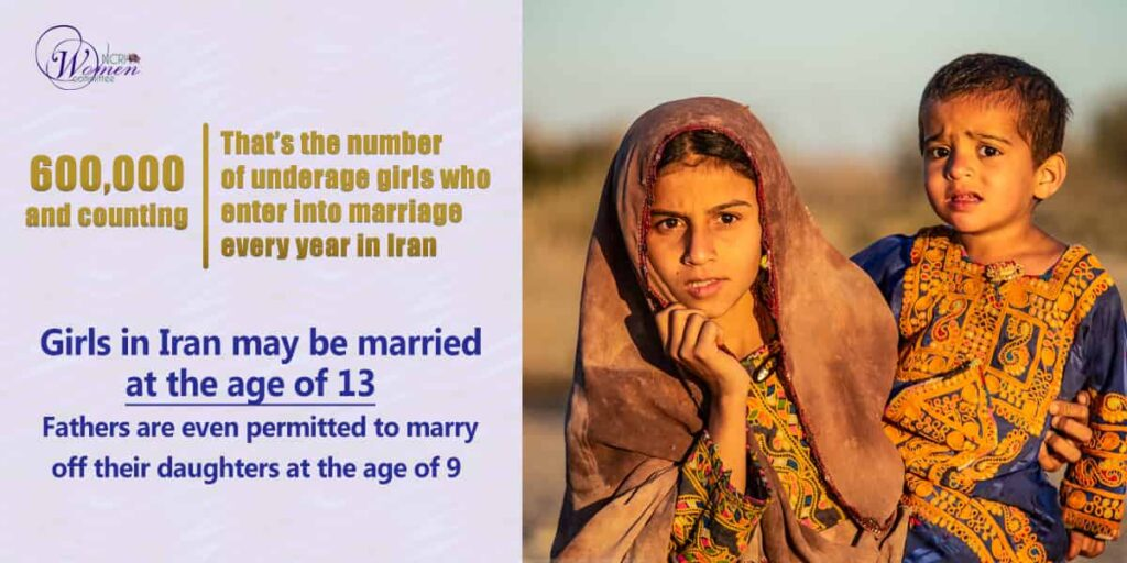 forced marriages violence against women in Iran