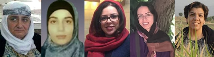 Female civil activists summoned and sentenced