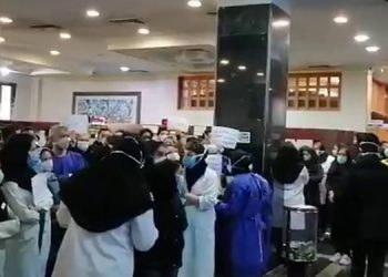 Widespread protests by nurses, teachers and retirees in Iran