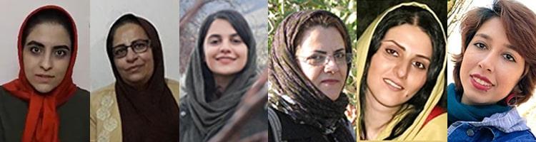 Anti-riot guards raid female political prisoners in Qarchak Prison