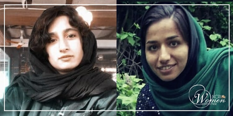 Young Iranian women activists receive a total of 10 years in prison