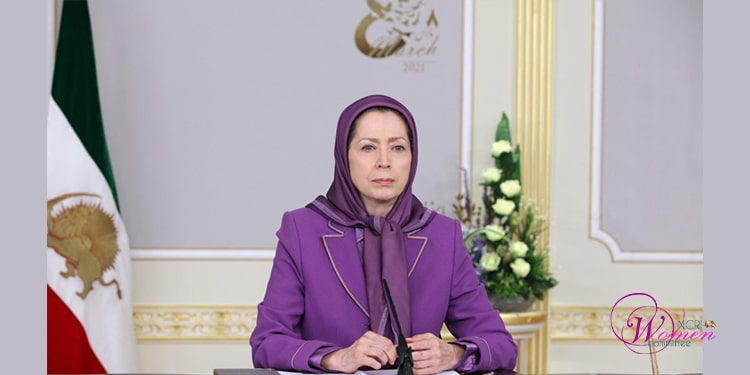 Maryam Rajavi's IWD2021 message: Women of Iran can and must win victory