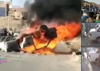 Robbing of three Baluch women by IRGC agents led to public outrage