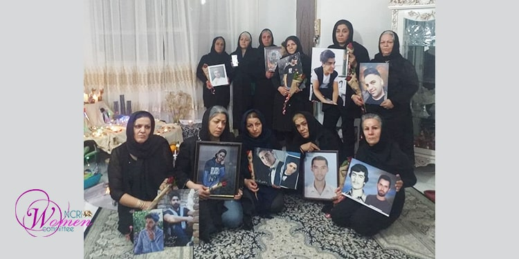 Mothers of the victims of execution seek justice for the perpetrators