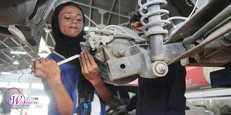 Iran's Female Workers Struggle with COVID-19, Poverty, and Oppression