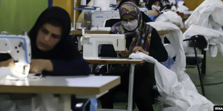 Iran's Female Workers Without Insurance, Deprived of Half the Labor Benefits