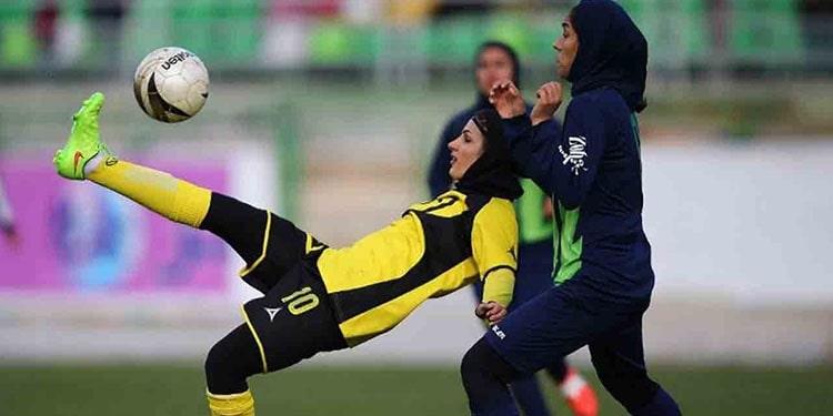 Iranian Women's National Football Team
