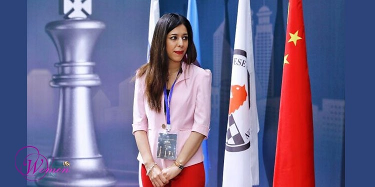 Shohreh Bayat was a senior member of the FIDE Referees Committee and the referee of the World Championships