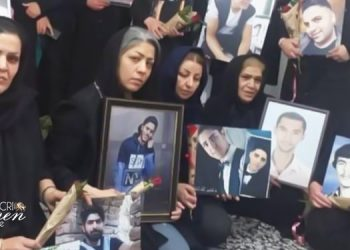 Be the mothers' voice, November 2019 martyr's mother pleas to all