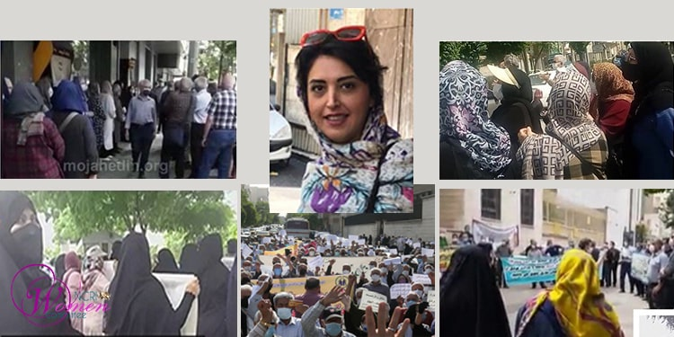 """Iranian workers marched in 20 cities to protest """"government of plunderers"""""""