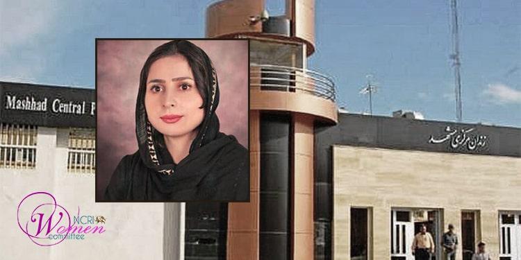 Kurdish political prisoner Sakineh Parvaneh's hunger strike