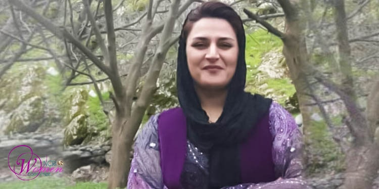 Kurdish student and activist Vian Mohammadi goes on hunger strike