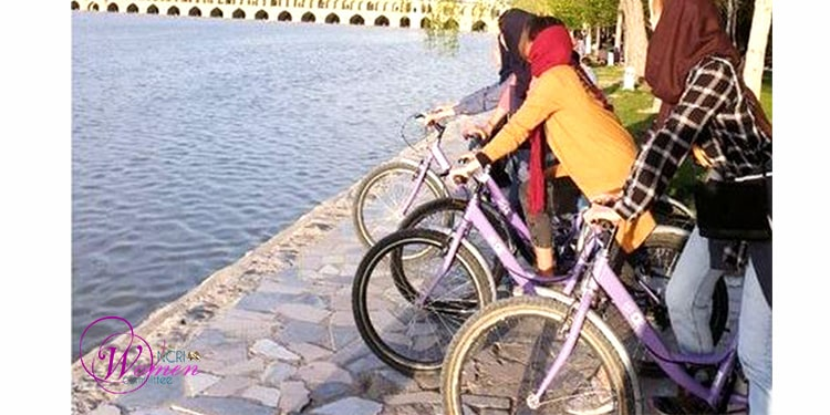 Cyclists banned in Isfahan