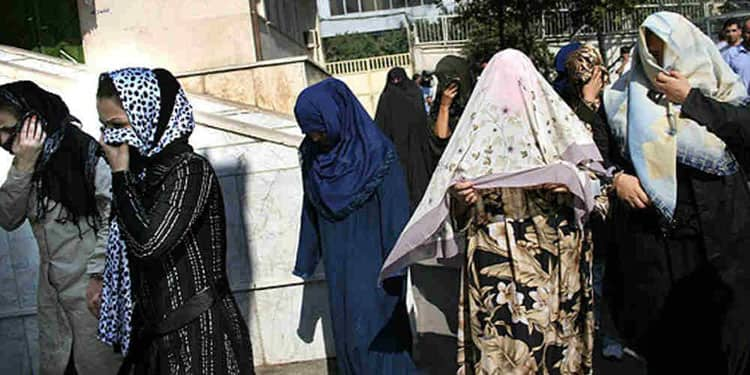 Iranian girls under the age of 14 are trafficked abroad