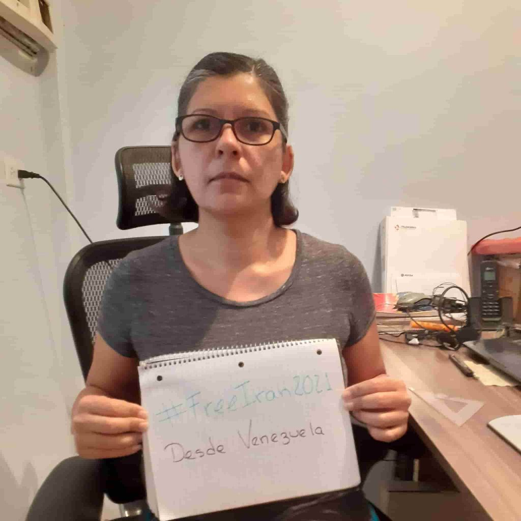Sufi from Venezuela, electrical engineer and a businesswoman