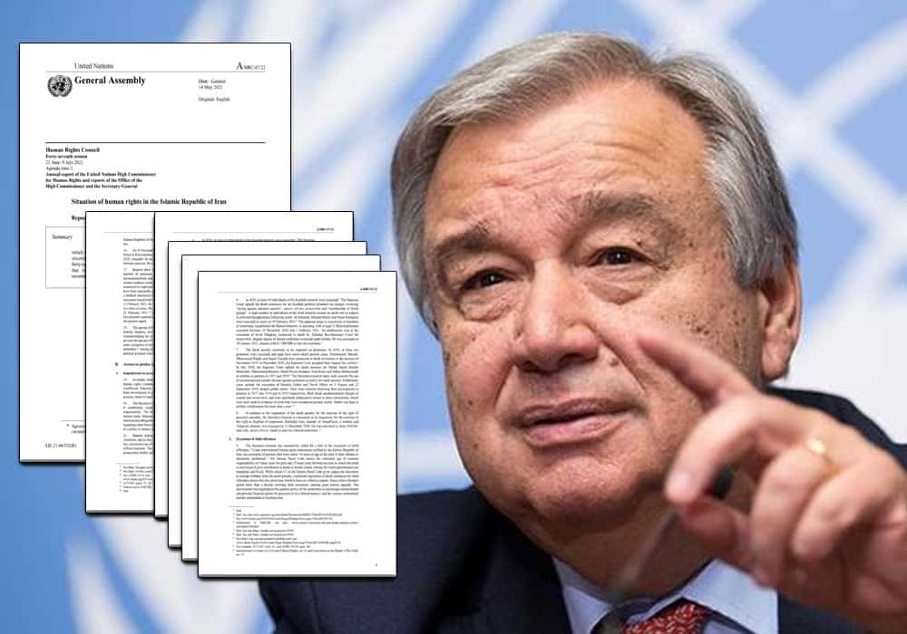 Antonio Guterres – Urging abolition of the death penalty, signing the CEDAW
