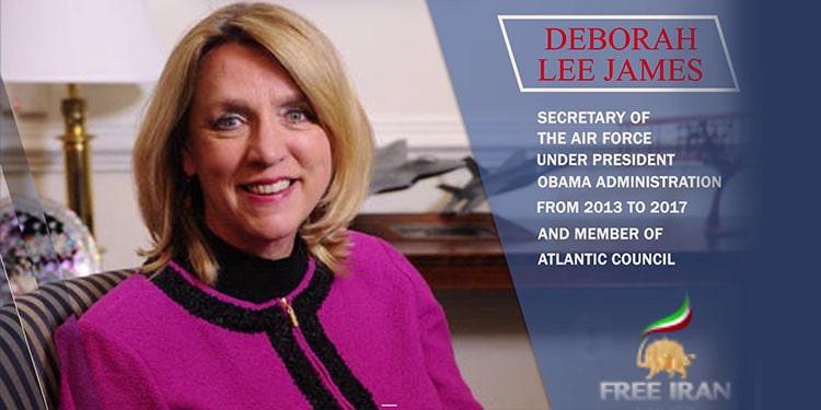 Deborah Lee James-en