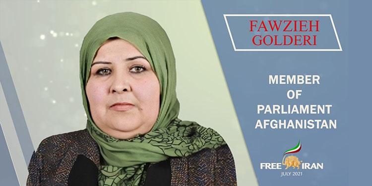 Fawzieh Golderi