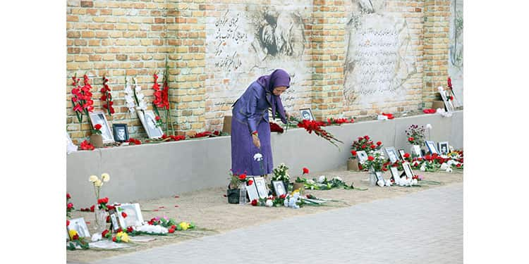 The campaign seeking justice for the victims of the 1988 massacre