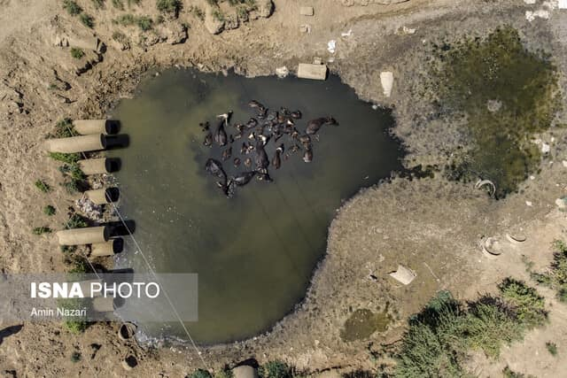 The special role of the IRGC in the water crisis in Khuzestan