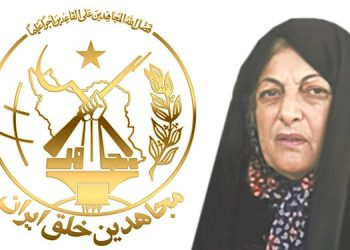 Ezzat Nouri (Mother Khademi) still supported the opposition at age 93