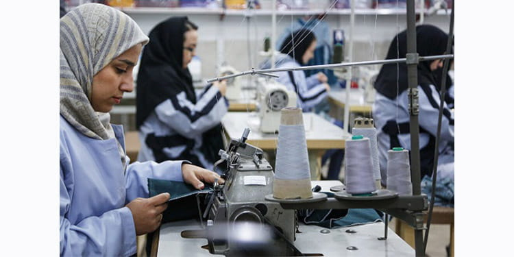 Women's employment suffered nine times more than men