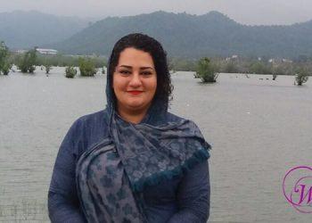 Atena Daemi denied meeting with the inspectors of Lakan Prison