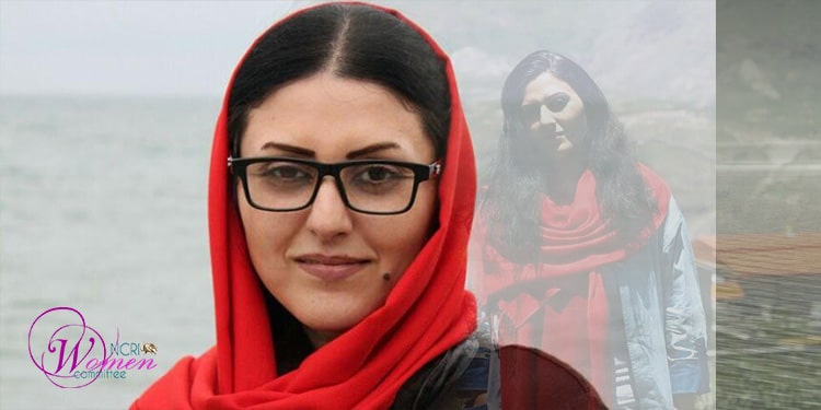 Golrokh remains in exile for more than eight months in Amol Prison