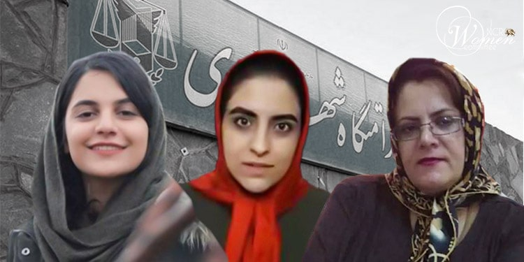 Three political prisoners in Qarchak Prison re-summoned and questioned