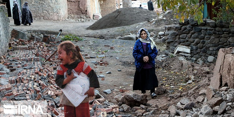 As the mullahs mismanage natural disasters, Iran's women face increased risks